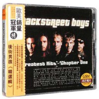 正版 后街男孩Backstreet Boys:精选辑Greatest Hits CD+歌词本