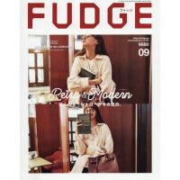 现货 进口日文 时尚杂志 FUDGE -ファッジ- 2019年9月号