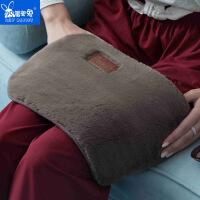 【好货优选】羞羞兔 电暖宝创意充电热水袋暖腰带防爆暖手宝暖腰宝护颈