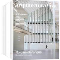 西班牙 ARQUITECTURA VIVA 杂志订阅2021年 B05 建筑设计杂志订阅