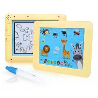 儿童智能学习机多功能双面绘画早教机