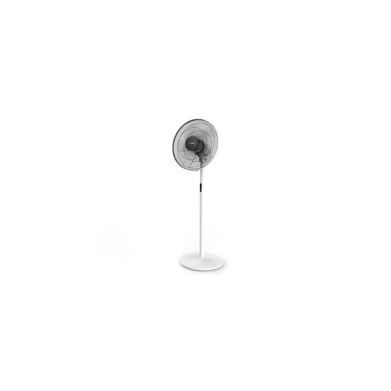 Midea/美的 电风扇 家用静音 空气循环 落地扇 五叶八档 遥控电风扇 SAB40BR 一机三用 风感舒适 8档风速 8H遥控预约定时