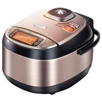 【当当自营】Midea美的电饭煲WFZ5099IH  IH电磁加热 1250W大火力 钛金釜5L电饭锅