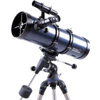 博冠天琴130/700 130EQ 大口径牛顿式反射式天文望远镜 推荐深空摄影天文望远镜摄影镜头