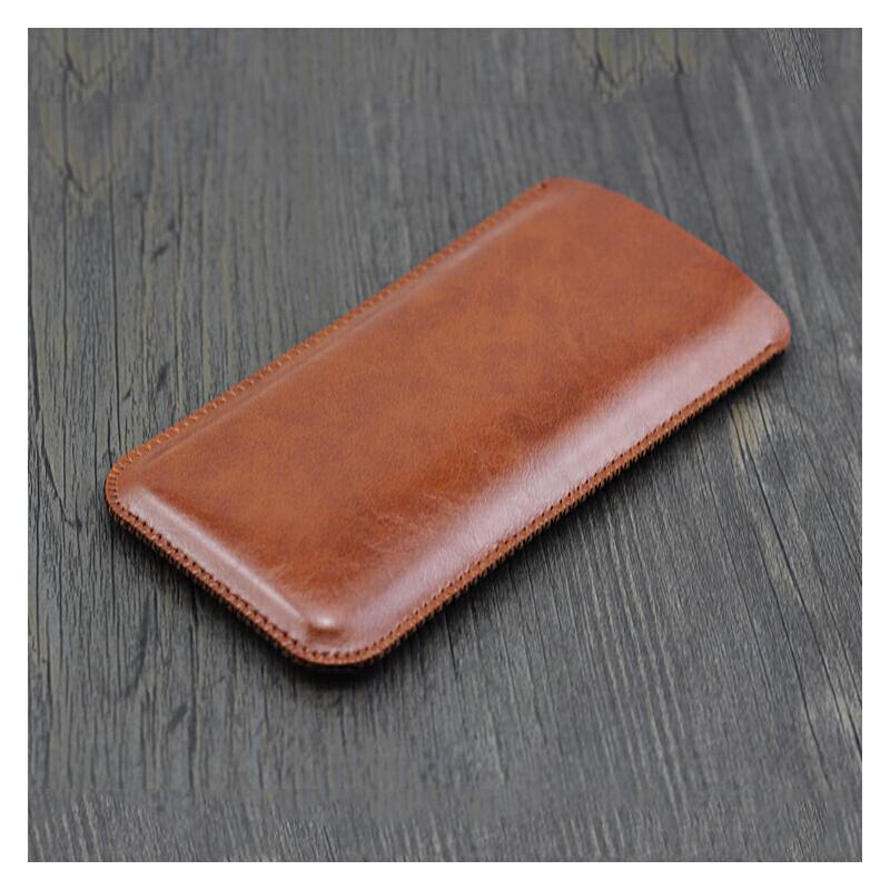 摩托罗拉手机壳 保护套 直插套 皮套简约薄款防刮全包 裸机版 黑色