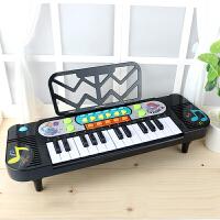 儿童电子琴初学者入门34键男女孩宝宝1-3-6岁钢琴早教益智玩具琴