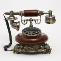 至臻复古电话家用座机美式电话新款创意固定仿古电话机欧式礼品