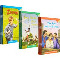 Journeys Reader Grade K 1 2  HMH 45册 美国小学语言课本配套 分级阅读英语读物 英文原版 霍顿米夫林绿山墙