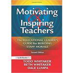 【预订】Motivating & Inspiring Teachers 9781596671034