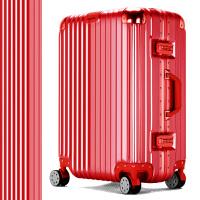 行李箱女20拉杆箱男韩版旅行箱万向轮24登机箱包26寸学生密码箱子