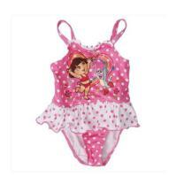 正品儿童泳衣 连体三角裙式可爱宝宝游泳衣 韩国婴幼儿泳装