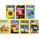 National Geographic KIDS Readers level 1 美国国家地理少儿童百科 英文原版 人