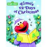 【预订】Elmo's 12 Days of Christmas (Sesame Street) 97803758250