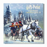 现货包邮 Harry Potter: A Hogwarts Christmas Pop-Up 哈利波特3D立体书 霍格
