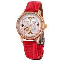 飞亚达Fiyta-四叶草系列 LA8262.GWSS 自动机械女士手表