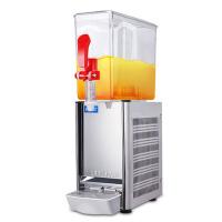 饮料机商用 冷热双温10L搅拌奶茶机冷饮机自助餐单缸果汁机