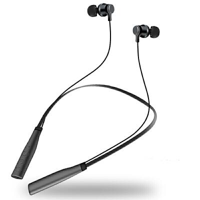 蓝牙耳机无线运动跑步音乐颈挂式入耳式插卡MP3防汗水通用苹果华为小米oppo魅族vivo 新品上新,多多惠顾