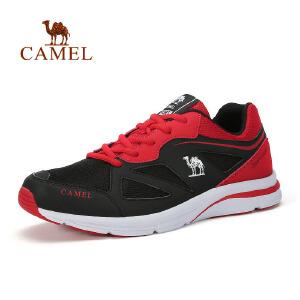 camel骆驼运动跑鞋 男女情侣款 休闲男鞋透气跑步鞋防滑轻便运动鞋