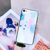 苹果6s手机壳iphone6保护套6plus潮男6女6splus硅胶玻璃防摔i6i6p全