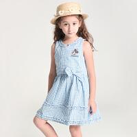 Funhouse欢乐屋童装女童连衣裙KVM6M2OPKG1402