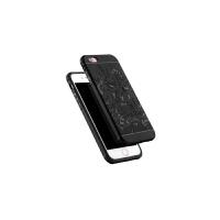 MCWL iPhone6plus手机壳 苹果6P保护套磨砂硅胶6splus防摔手机套