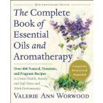 【预订】The Complete Book of Essential Oils and Aromatherapy, R