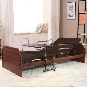 未蓝生活家用护理床瘫痪病人老人辅助起床多功能电动升降 床垫宽83cm厚7cm VLHL200