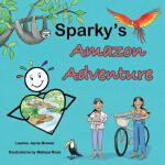 【预订】Sparky's Amazon Adventure