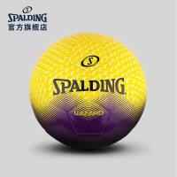 斯伯丁正品足球体育用品专业比赛用球机缝5号球TPU耐磨防漏气64-924