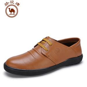 骆驼牌男鞋 春秋季新款 日常休闲鞋