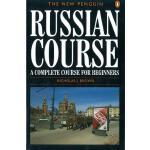 【预订】The New Penguin Russian Course A Complete Course for Be
