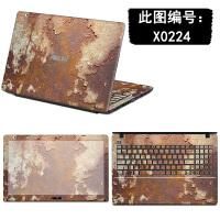 华硕笔记本外壳膜PRO450 PRO551L T100T V451L V455L保护贴膜贴纸