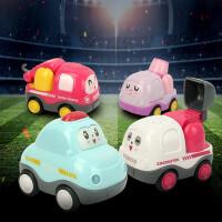 BabyRiki联名款 趣味声光双向惯性车 婴幼儿童益智启蒙认知学习玩具