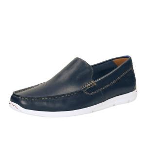 Clarks/其乐男鞋2017秋冬新款轻质舒适商务休闲驾车鞋Karlock Lane专柜正品直邮