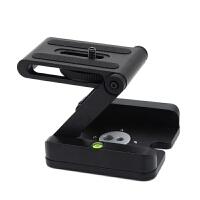 单反相机配件三脚架Z型快速通用快装板折叠云台多功能摄像支架