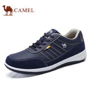 camel骆驼男鞋  春季 轻盈透气舒适健步鞋时尚休闲运动鞋