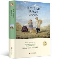 童年在人间我的大学(名家名译) [苏] 高尔基;李辉凡,李蟠,郭家申 9787519020514