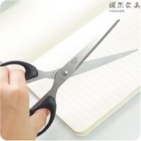 得力(DeLi)办公用品文具,裁剪锋利毫不犹豫6009花边180mm剪刀
