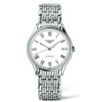 浪琴Longines-律雅系列 L4.860.4.11.6 机械男士手表