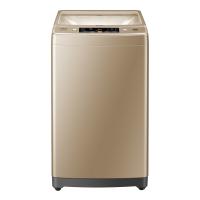 Haier/海尔 8公斤 全自动波轮洗衣机 手搓洗 智能物联EB80BDF9GU1
