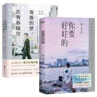 你要好好的+青春的梦,在青春做完(套装共2册)苑子文 苑子豪新书 人生哲理青春文学励志书籍