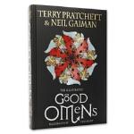 好兆头 插图插画版 英文原版 The Illustrated Good Omens 精装 Neil Gaiman Te
