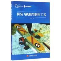 拼装飞机模型制作工艺/模型入门丛书