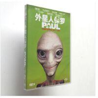原装正版 外星人保罗 dvd9 西蒙・佩吉恶搞外星人爆笑公路之旅 电影 视频