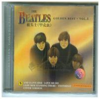 新华书店 披头士 甲壳虫 THE BEATLES GOLDEN BEST VOL.1 CD光盘