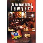 【预订】So You Want to Be a Lawyer