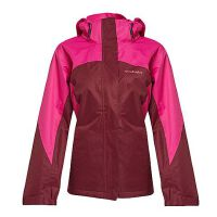 Columbia/哥伦比亚 2016专柜同款女子TRAIL系列防水透气单层冲锋衣PL2905663
