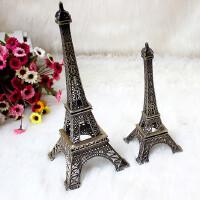 zakka巴黎埃菲尔铁塔模型生日礼品女生送闺蜜同学创意家居摆件
