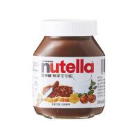 费列罗 Nutella 能多益 榛果可可酱瓶装 350克 巧克力酱