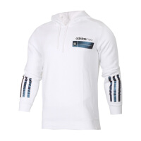 Adidas阿迪达斯男装 NEO运动休闲连帽保暖卫衣套头衫 BR8459